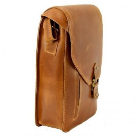 Τσάντα ώμου ''Ice'' γνήσιο δέρμα