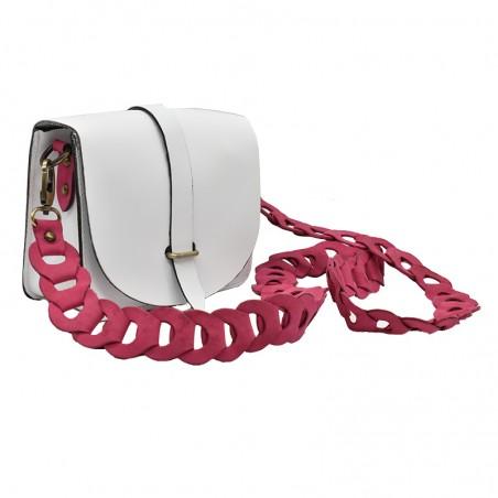Τσάντα ώμου ''Amalfi'' γνήσιο δέρμα