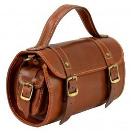 Τσάντα χεριού ''Dryland'' γνήσιο δέρμα