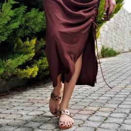 Σανδάλια ''Human'' γνήσιο δέρμα